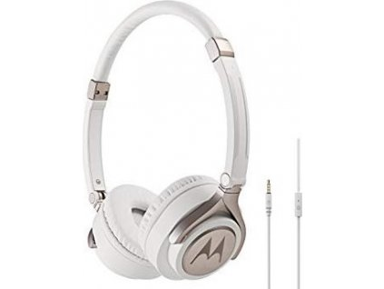 Motorola Pulse 2 Stereo 3.5mm Headset White (EU Blister)