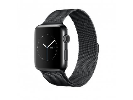 apple watch milanese loop clearo