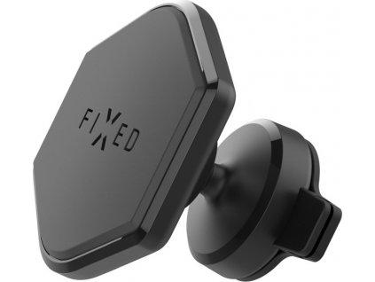 Magnetický držák FIXED IconFlex na palubní desku s kloubem, černý