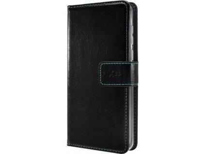 Pouzdro typu kniha FIXED Opus pro Samsung Galaxy A6 (2018), černé