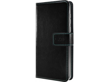 Pouzdro typu kniha FIXED Opus pro Samsung Galaxy A7 (2018), černé