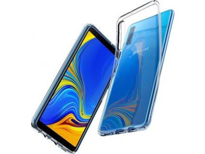 Spigen Liquid Crystal, clear - Galaxy A7 2018