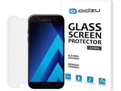 Odzu Glass Screen Protector, 2pcs - Galaxy A5 2017
