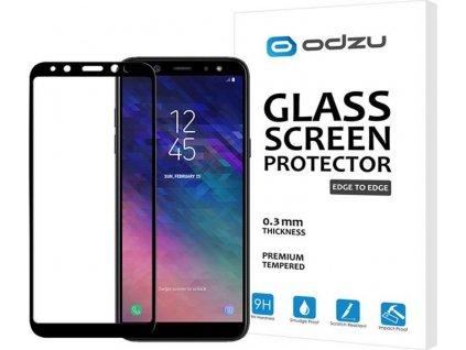 Odzu Glass Screen Protector E2E - Galaxy A6 2018