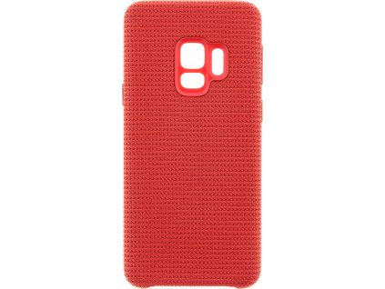 EF-GG960FRE Samsung Hyperknit Cover Red pro G960 Galaxy S9 (EU Blister)