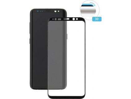 Nillkin Tvrzené Sklo 3D CP+MAX Black pro Samsung G955 Galaxy S8 Plus