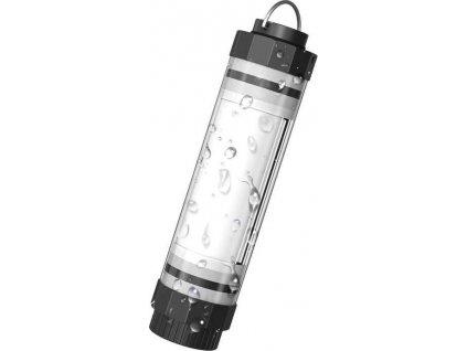OUTXE IP68 2v1 Voděodolná LED Lampa + PowerBank 2600mAh (EU Blister)