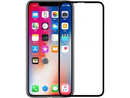 24473 nillkin tvrzene sklo 3d ap pro black pro iphone xr