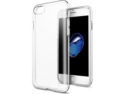 Spigen Liquid Crystal, clear - iPhone 8/7