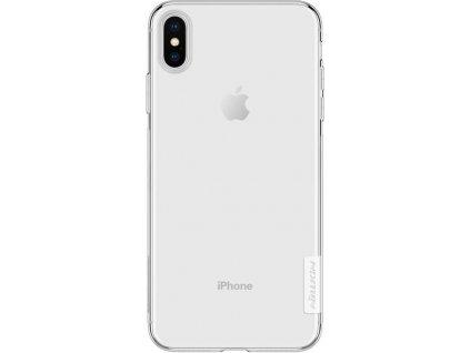 Nillkin Nature TPU Kryt Transparent pro iPhone XS Max