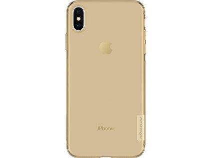 Nillkin Nature TPU Kryt Tawny pro iPhone XS Max