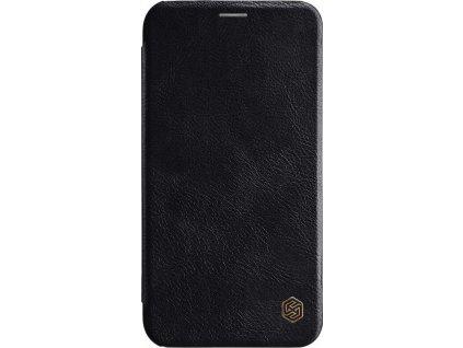 Nillkin Qin Book Pouzdro Black pro iPhone XR