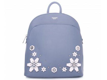 Tessra dámský batoh 4172 TS, modrý