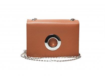 mala hneda kabelka s retizkem vetsi kvalita