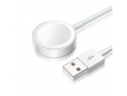 Nabíjecí kabel Clearo s magnetem pro Apple Watch