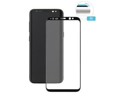 Nillkin Tvrzené Sklo 3D CP+ MAX Black pro Samsung Galaxy S10