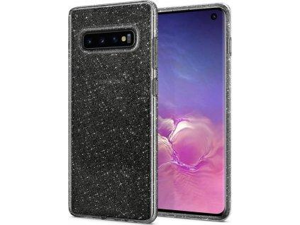 Spigen Liquid Crystal Glitter, clear - Galaxy S10
