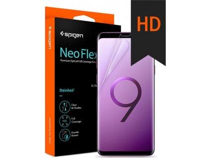 Spigen Film Neo Flex HD(case friendly) -Galaxy S9+
