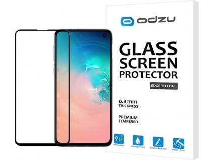 Odzu Glass Screen Protector E2E - Galaxy S10e
