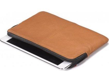 Decoded Leather Slim Sleeve, brown - iPad mini