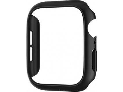 Spigen Thin Fit, black - Apple Watch 5/4 44 mm