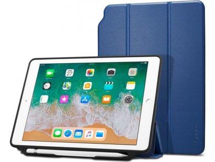 "Spigen Smart Fold 2, blue - iPad 9.7"" 2017/2018"