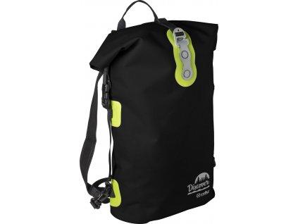 Voděodolný outdoor batoh CELLY Discover 20L, černý