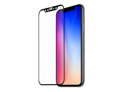 3D sklo cerne iphone X
