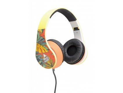 Sluchátka MUSIC SOUND s hlavovým mostem, kolekce 2018, vzor 5