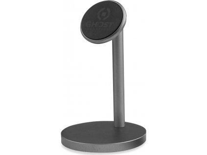 Univerzální magnetický držák pro mobilní telefony CELLY Ghost Desk, černý