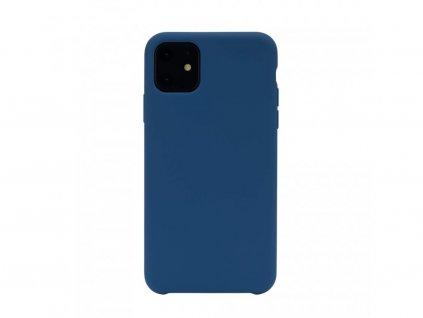 kryt silikonovy clearo pro iphone 11 pro modry
