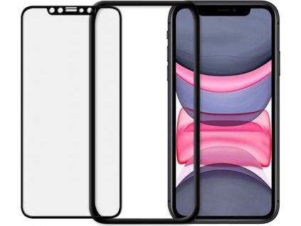 Odzu Glass Screen Protector Kit - iPhone 11/XR