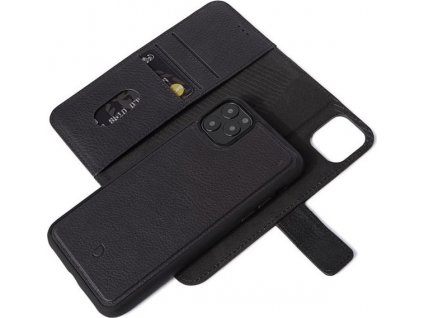 Decoded Leather Wallet, black - iPhone 11 Pro Max