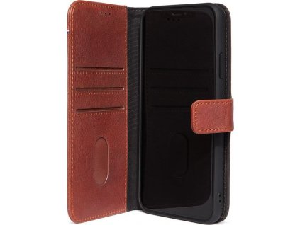Decoded Leather Wallet, brown - iPhone 11 Pro Max
