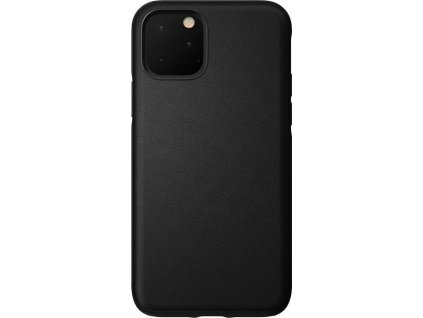 Nomad Active Leather case, black - iPhone 11 Pro