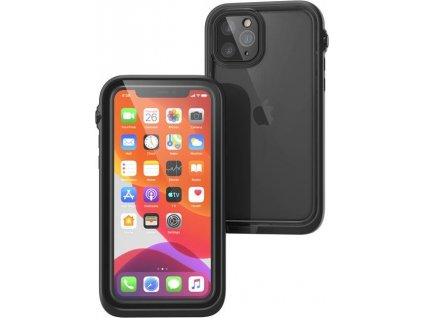 Catalyst Waterproof case, black - iPhone 11 Pro