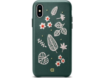 Spigen CYRILL Portland, for. green - iPhone XS Max