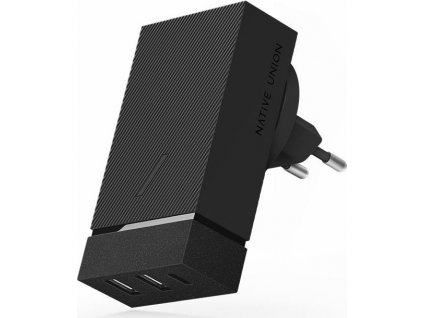 Native Union Smart Charger PD 45W, slate