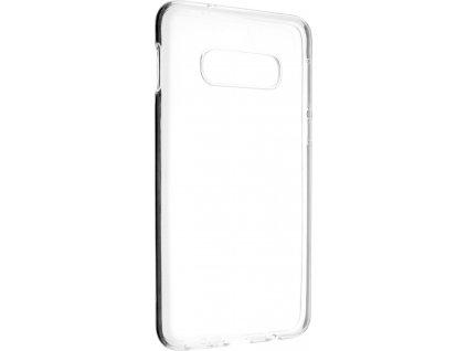 TPU gelové pouzdro FIXED pro Samsung Galaxy S10e, čiré