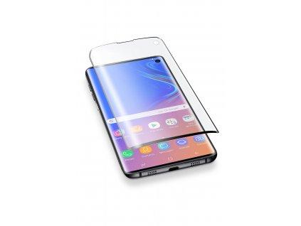 Ochranná fólie displeje Cellularline OK Display pro Samsung Galaxy S10