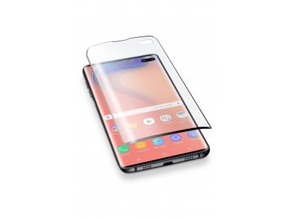 Ochranná fólie displeje Cellularline OK Display pro Samsung Galaxy S10+