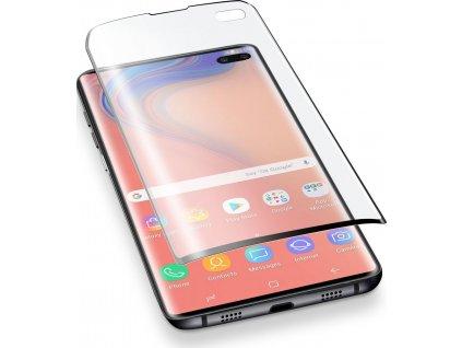Ochranná fólie displeje Cellularline pro Samsung Galaxy S10+