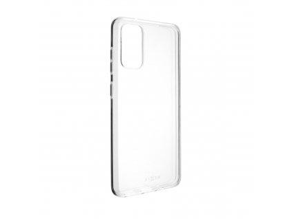 Ultratenké TPU gelové pouzdro FIXED Skin pro Samsung Galaxy S20, 0,6 mm, čiré