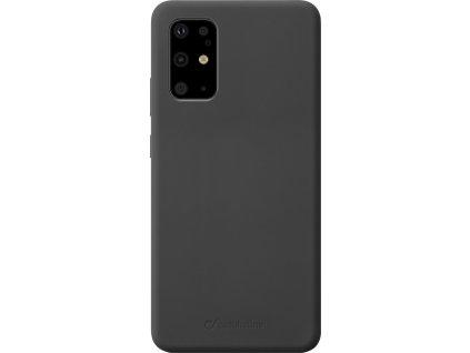 Ochranný silikonový kryt Cellularline Sensation pro Samsung Galaxy S20+, černý