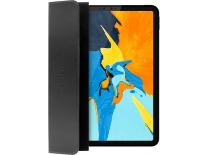 "Pouzdro FIXED Padcover pro Apple iPad Pro 11"" (2018) se stojánkem, podpora Sleep and Wake, temné šedé"