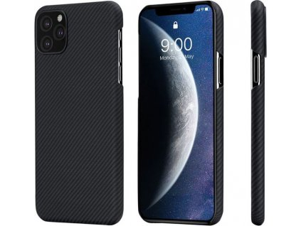 Pitaka Air case, black - iPhone 11 Pro