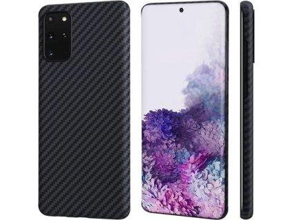 Pitaka MagEZ case, black/grey - Galaxy S20+