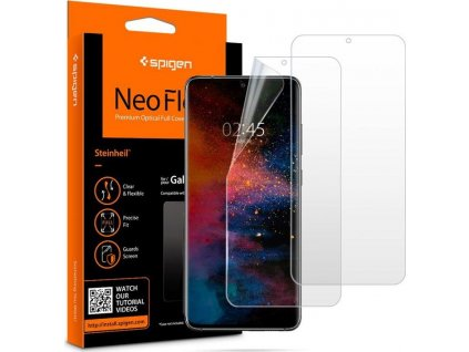 Spigen Neo Flex HD 2 Pack - Galaxy S20 Ultra