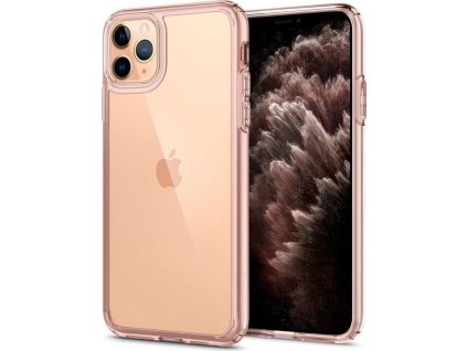 Spigen Ultra Hybrid, rose crystal - iPhone 11 Pro