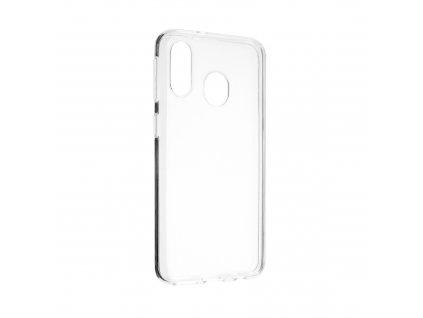 TPU gelové pouzdro FIXED pro Samsung Galaxy A40, čiré